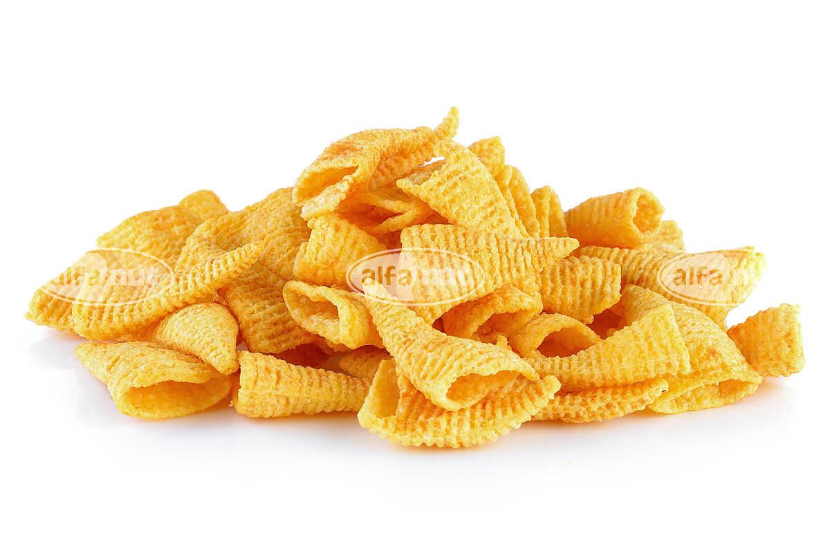 Σνακ με τσίλι ή τυρί